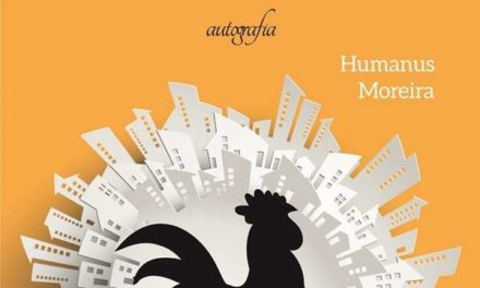 Autor mistura imaginação com história real sobre galo garnisé em novo livro