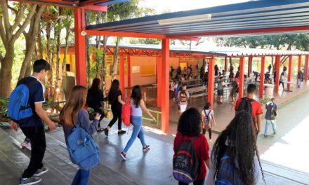 Matrículas para escolas públicas do DF vão até 1º de novembro