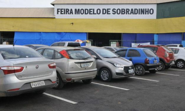 OBRAS MARCAM SEGUNDO SEMESTRE DA ADMINISTRAÇÃO DE SOBRADINHO