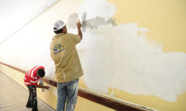 Melhorias no hospital de Sobradinho estão 70% prontas