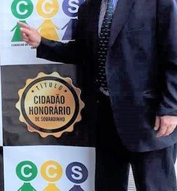 TITULO CIDADÃO HONORÁRIO