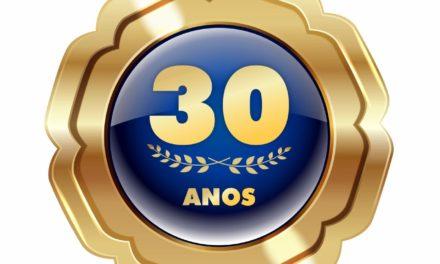 30 ANOS DO JORNAL DE SOBRADINHO