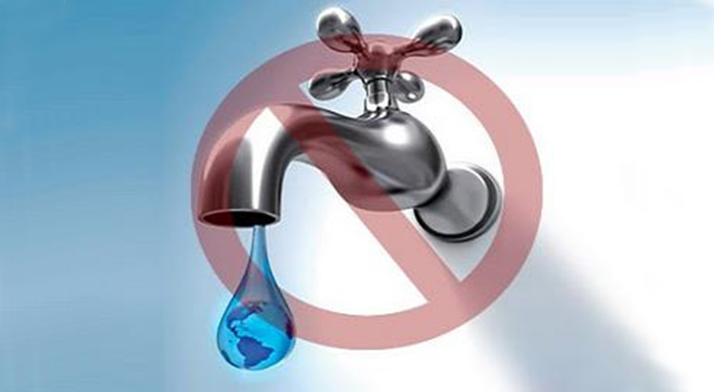 Plano de Restrição de Água em Sobradinho e Planaltina para o período entre 30/11 e 06/12/2019