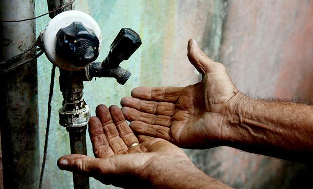 Plano de Restrição de Água em Sobradinho e Planaltina para o período entre 16 e 22/11/2019