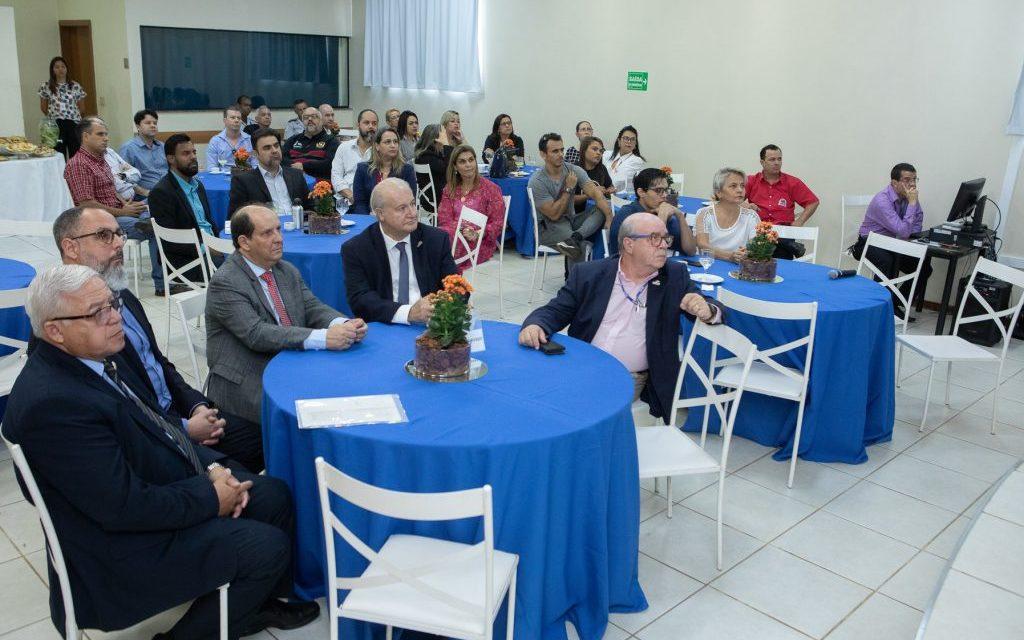 Senac reúne empresários em Sobradinho para café da manhã
