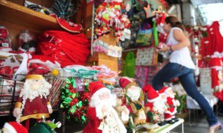 Comércio do DF espera crescimento de 12% nas vendas para o Natal