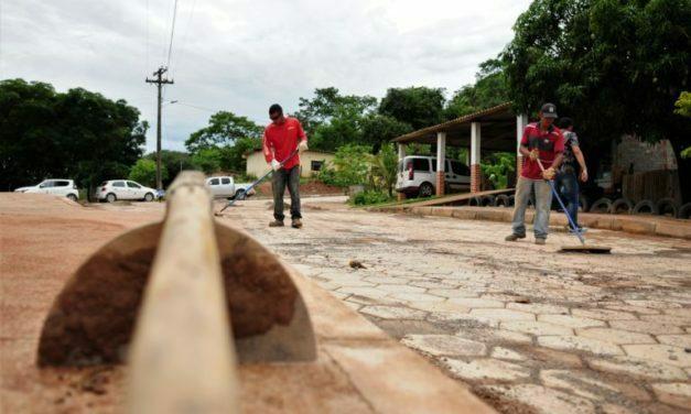 Fercal: GDF Presente na área rural do Distrito Federal