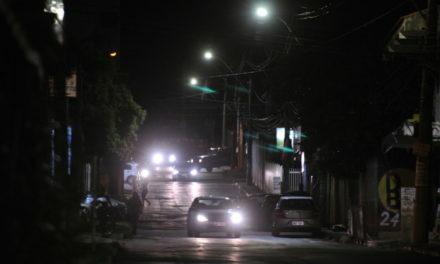 Sobradinho II recebe nova iluminação com lâmpadas de LED