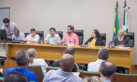 Frente Parlamentar discute problemas ambientais de Sobradinho