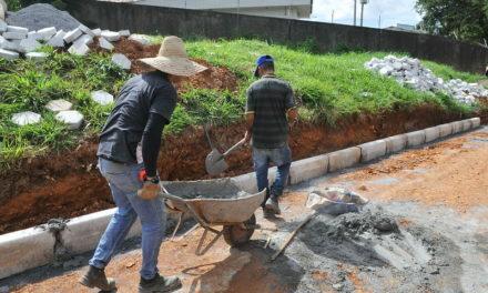 GDF Presente instala galerias fluviais na Fercal