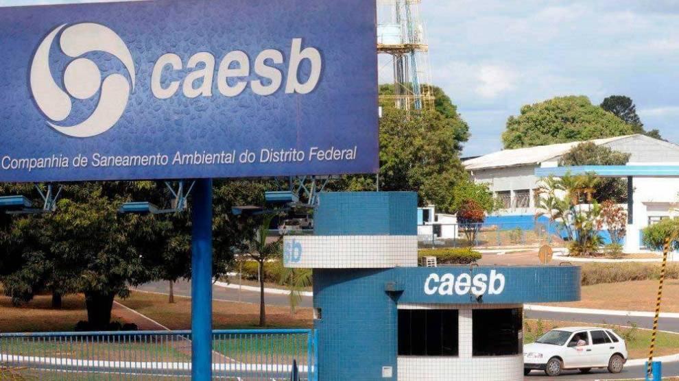 Caesb envia fatura com quitação anual de débitos