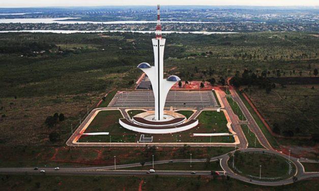 Homenagem: Torre Digital recebe o nome de Oscar Niemeyer