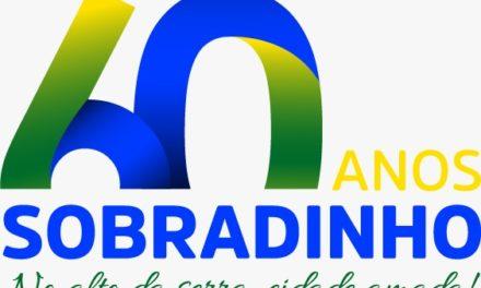 Sobradinho comemora 60 anos