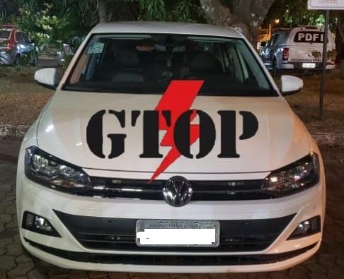 PMDF localiza carro furtado em Sobradinho