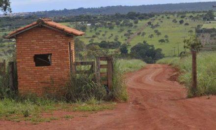 Acordo assinado nessa quinta permitirá regularização da Fazenda Sálvia