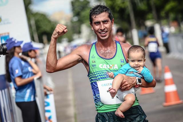 Quarentena permite comemorações especiais no Dia dos Pais no Atletismo