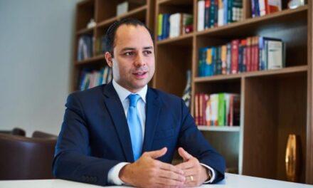 Mateus Oliveira: 'Cada projeto aprovado representa postos de trabalho'