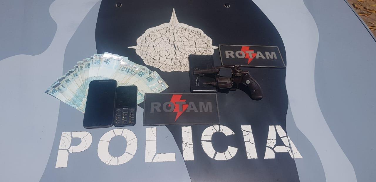 PMDF prende homicida armado em estacionamento de Sobradinho