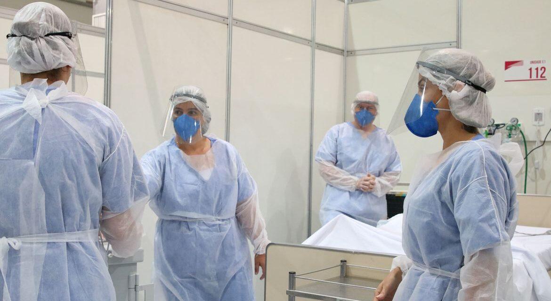 GDF convoca profissionais de saúde de Processo Seletivo Simplificado para atuar na pandemia