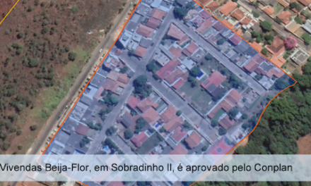 Aprovado projeto urbanístico do parcelamento Vivendas Beija-Flor