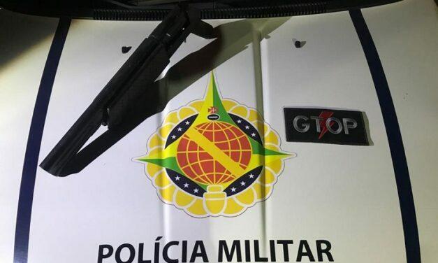 Jovem é preso depois de ameaçar matar desafetos em Sobradinho