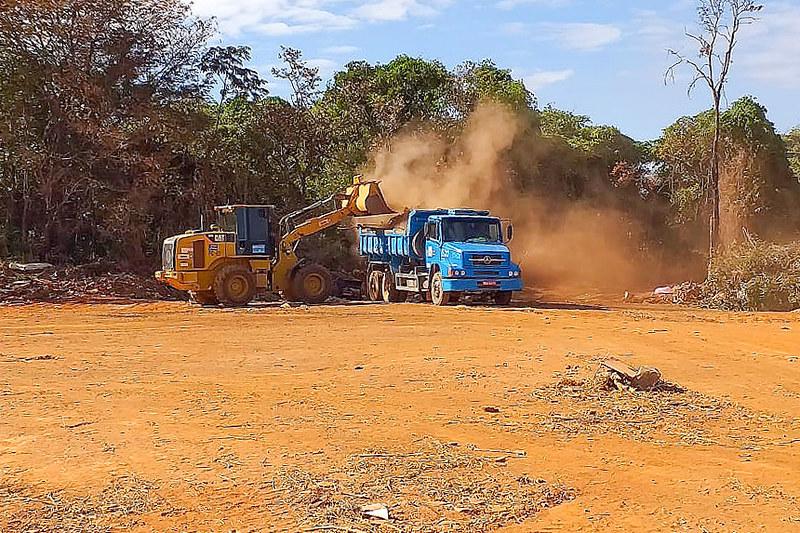 GDF Presente recolhe 100 toneladas de lixo do Polo de Cinema