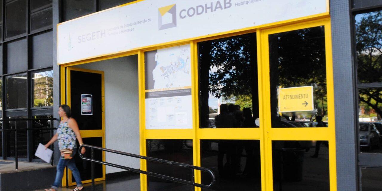 Codhab liberOU edital de regularização fundiária em nove regiões do DF