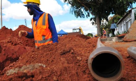 Água e saneamento: GDF investe R$ 230 milhões em obras