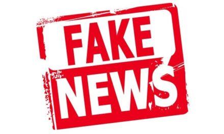 Alerta sobre fake news na lei Aldir Blanc