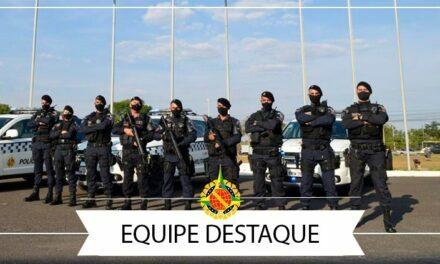 Equipe Destaque GTOP 33 de Sobradinho