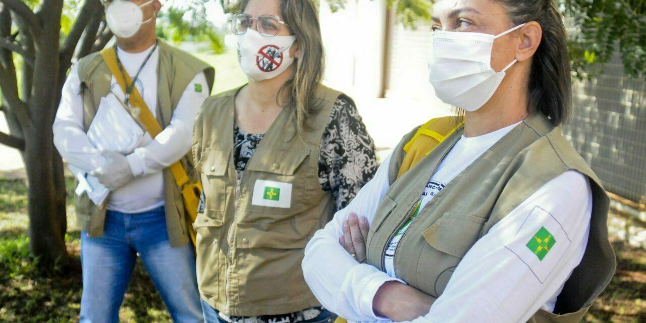 Intensificadas ações de combate à dengue