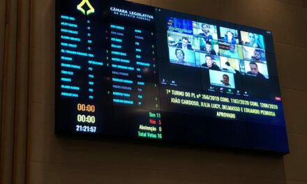 Câmara aprova regularização do ensino domiciliar no DF em primeiro turno
