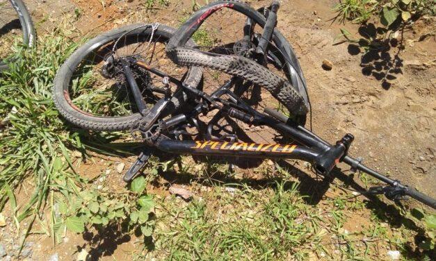 Motorista sem CNH atropela ciclista em rodovia do DF e foge