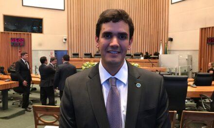 Rafael Prudente é reeleito para a presidência da Câmara Legislativa