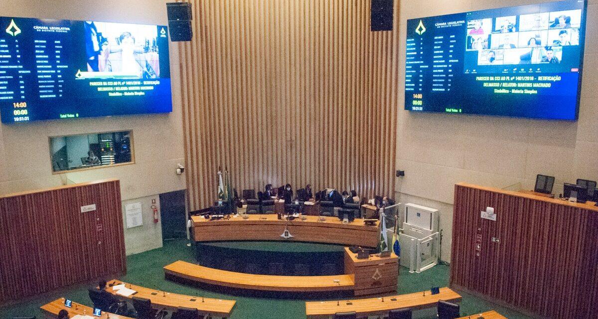 """Hoje (3), às 19h, audiência debate nome de """"Avenida Parque Canela da Ema"""" à via pública em Sobradinho II"""