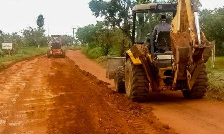 GDF Presente melhora estrada de acesso à escola na Rota do Cavalo