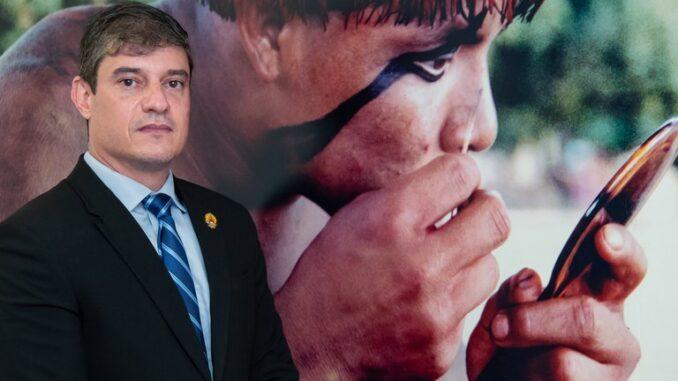 ENTREVISTA: Rodrigo de Sousa Alves apresenta realizações da Diretoria de Administração e Gestão da Funai