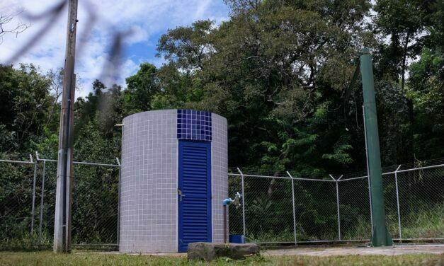 Setor de Mansões Sobradinho ganha esgoto sanitário