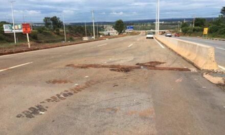 Sexto trecho da ligação Torto-Colorado é liberado para tráfego de veículos