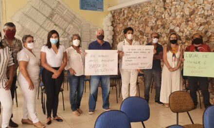 DIA 8 DE MARÇO CRC homenageia mulheres de Sobradinho