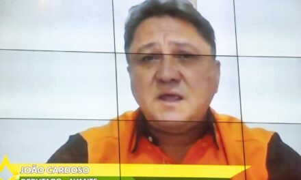 João Cardoso reclama de descumprimento de lei de coleta de lixo em condomínios