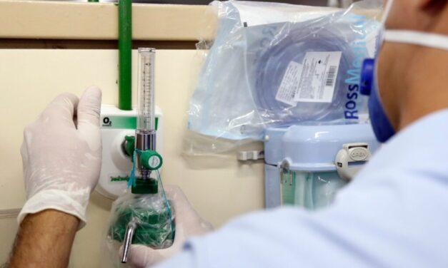 SAÚDE NO DF – Estoque de oxigênio segue normal em todas as unidades do Iges