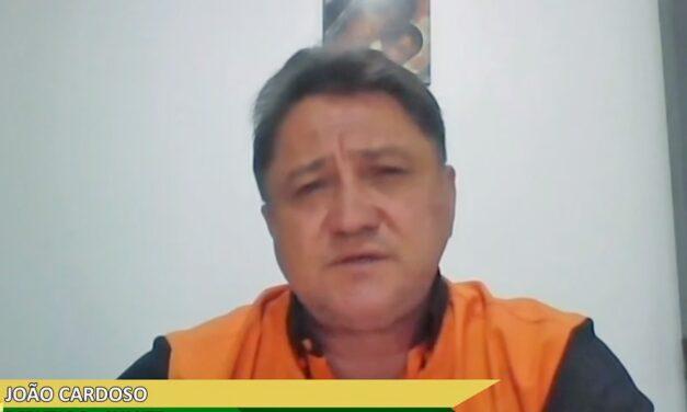 João Cardoso defende melhorias para professores temporários e profissionais da saúde