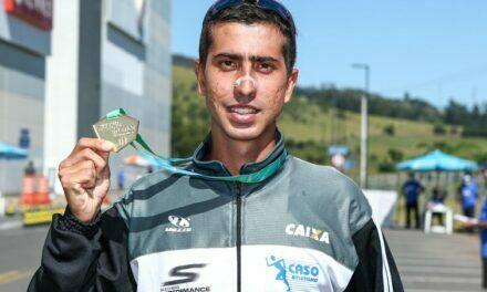 Caio Bonfim vence Copa Brasil pelo 10º ano seguido
