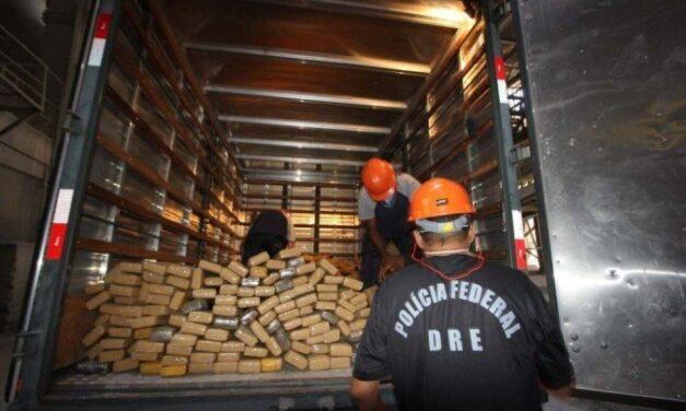 Polícia Federal incinera 3 toneladas de drogas em Sobradinho/DF
