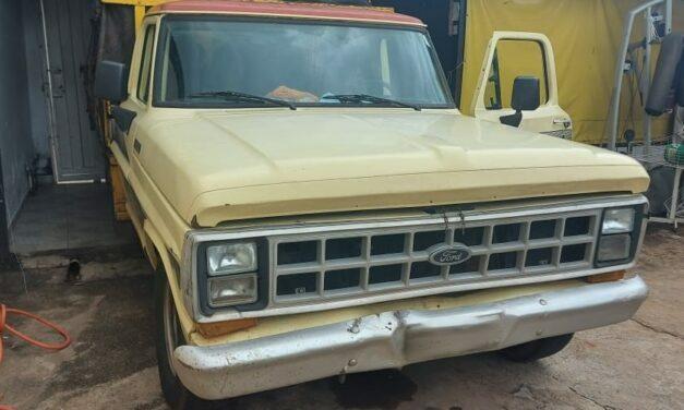 Carro furtado é recuperado pela PMDF em Sobradinho