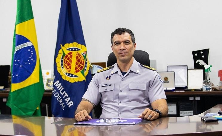 Novo Comandante-Geral da PMDF destaca as prioridades da nova gestão