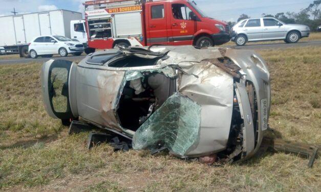 Homem de 32 anos morre em acidente na BR-020, no DF