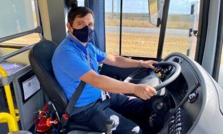Transporte público do Distrito Federal tem 50 ônibus novos