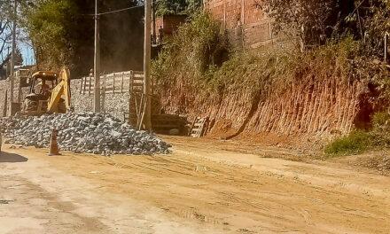 Área rural da Fercal ganha 14 km de estradas patroladas